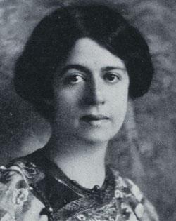 Harriet Monroe a poet life