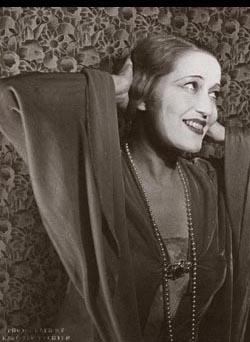 Photographed on June 2, 1938, by Carl Van Vechten