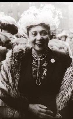 Photographed in New York City on Josephine Baker Day, May 5, 1951, Carl Van Vechten